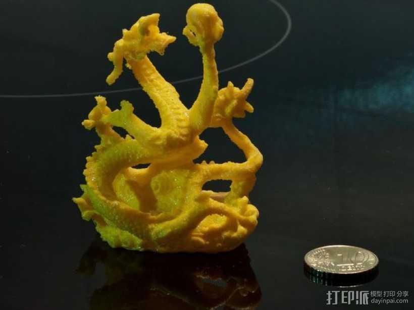阿泰克龙 3D打印模型渲染图