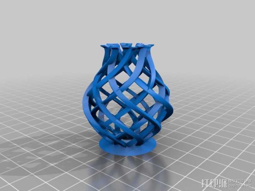 鸡蛋 3D打印模型渲染图