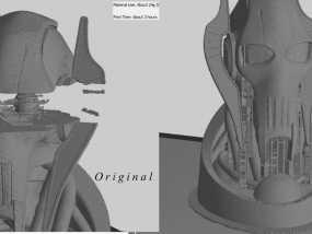 格里弗斯将军 模型