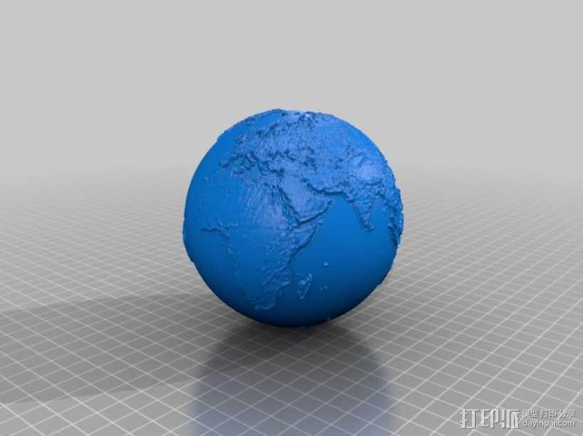 小球  3D打印模型渲染图