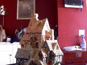 岩石屋 模型