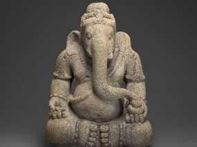 象头神 模型