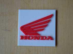 本田摩托车标志