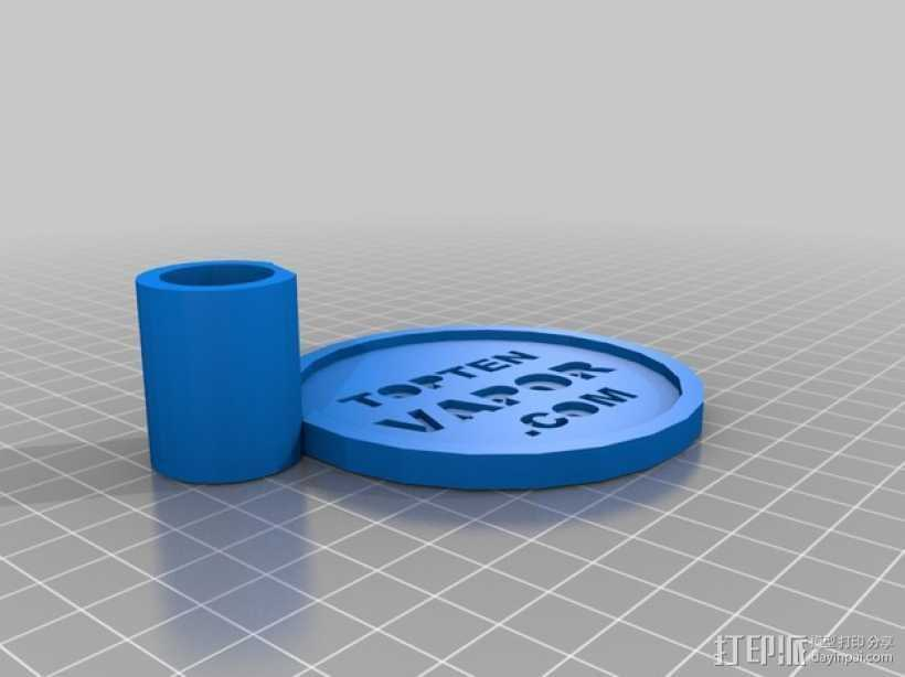 雪茄架  烟架 烟筒 3D打印模型渲染图