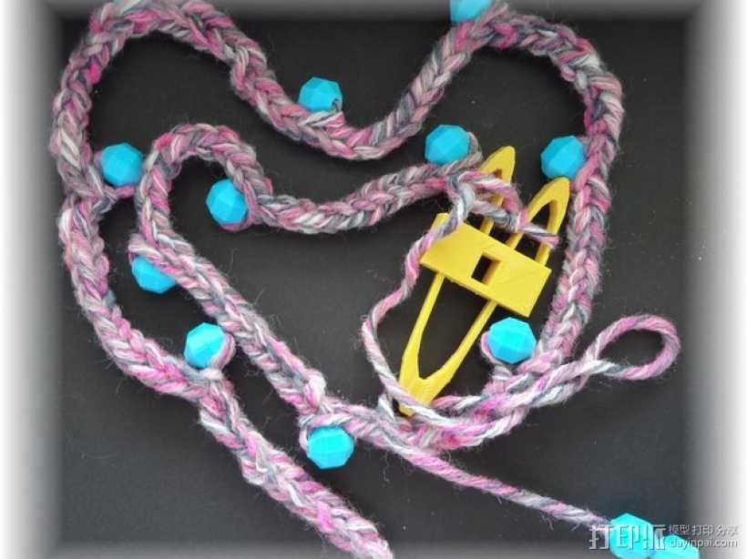珠子 串珠 3D打印模型渲染图
