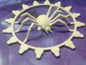 受伤的蜘蛛齿轮