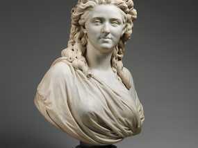 Wailly夫人 雕塑