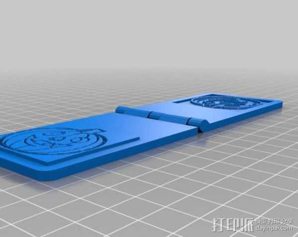 南瓜 浮雕 3D打印模型渲染图