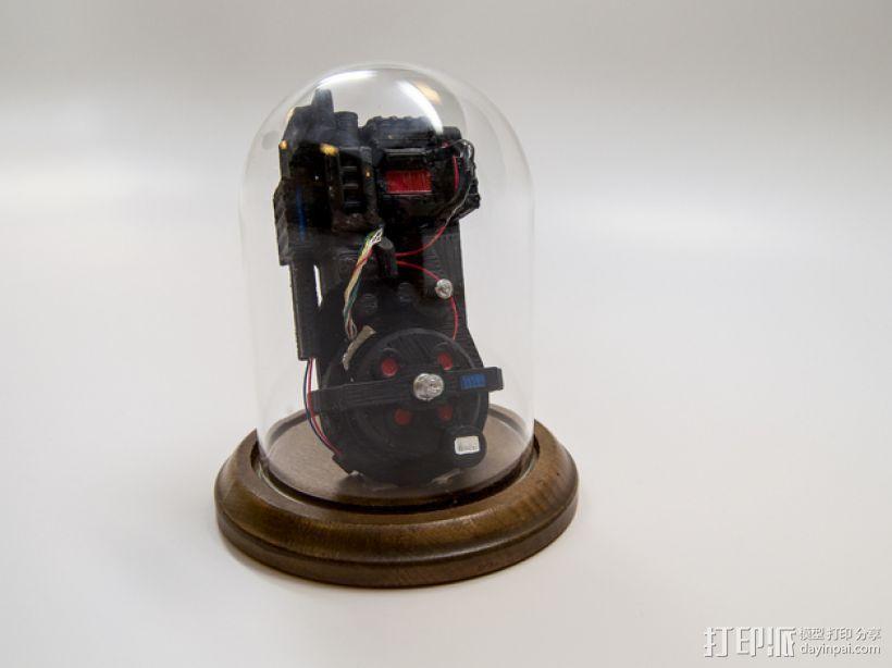 电影《捉鬼敢死队》小道具 3D打印模型渲染图