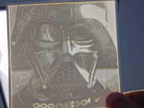 黑武士 浮雕