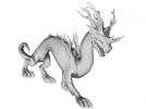 英雄无敌-马拉萨,黑暗之龙3D打印手办