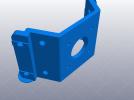 2040立柱的3D打印机