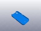 iphone手机外壳 简洁版