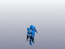 机器人战服