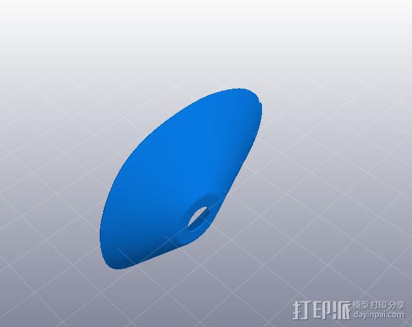lampshape 3D打印模型渲染图