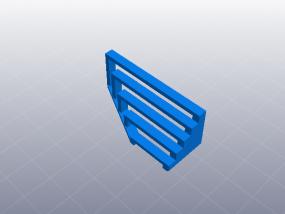 3D打印机性能测试  桥接表现测试