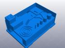 3D打印机综合测试模型