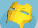 钢铁侠MK17面具