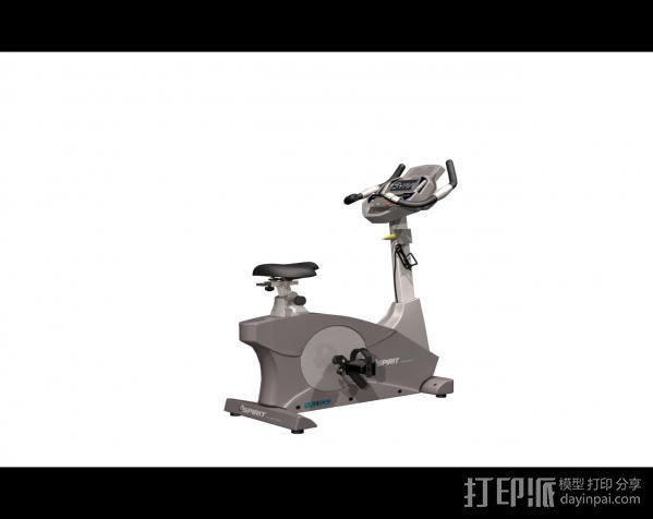 健身器材3 3D打印模型渲染图