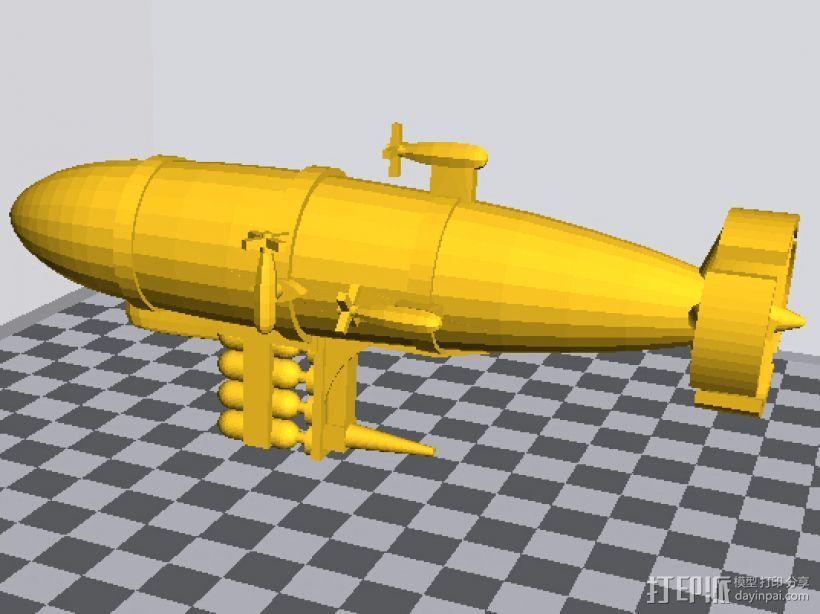 基洛夫(转) 3D打印模型渲染图