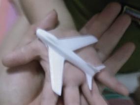简易小飞机