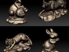 十二生肖 鼠