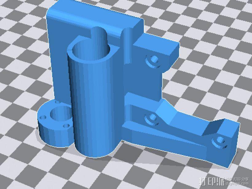 prusa i3 rework 套件T型螺母版 3D打印模型渲染图