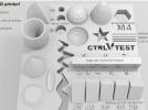 3D打印机性能测试模型