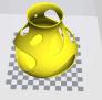 fdm 无需支撑的漂亮花瓶