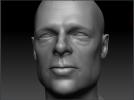 Brad Pitt高精模型