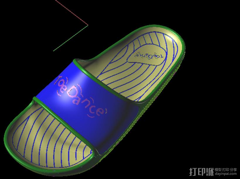 任何模型2.6元一克... 3D打印模型渲染图
