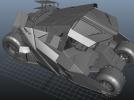 蝙蝠的一个战车