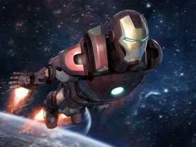 复仇这联盟3钢铁侠Iron Man