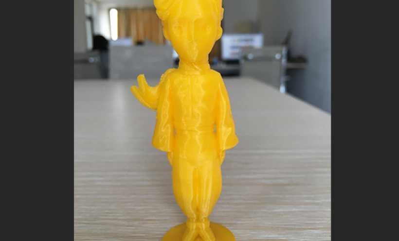 小王子——打印实物图 3D打印实物照片