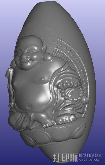 新八大 守护神201300704-2 3D打印模型渲染图