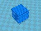 十四面体多胞结构