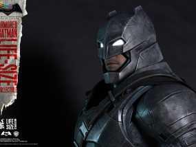 【超人大战蝙蝠侠】蝙蝠侠重甲头盔