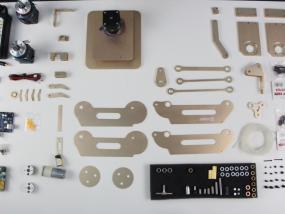 dobot机械臂,模型可3d打印,为stl文件