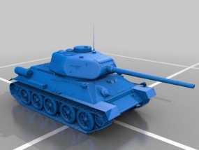 坦克T34