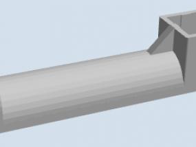 3D打印架料架