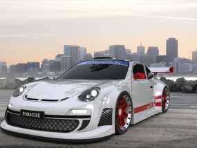 保时捷跑车2010 911 gt3系列