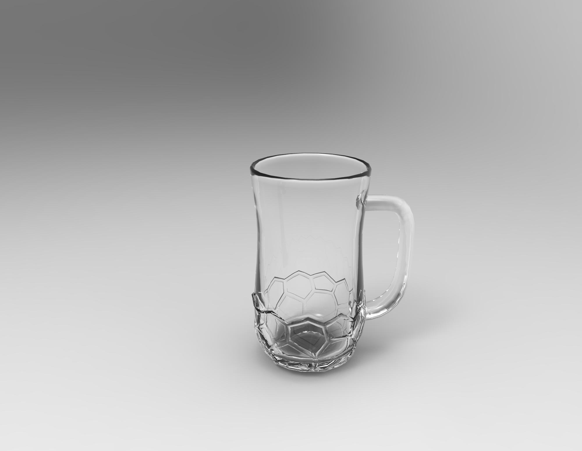 酒吧 —— 啤酒玻璃杯