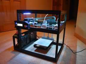 DIY3D打印机所有配件