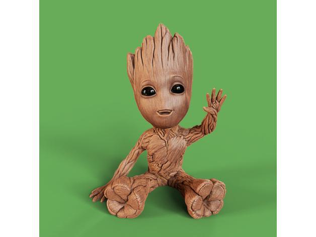 银河护卫队-树人格鲁特