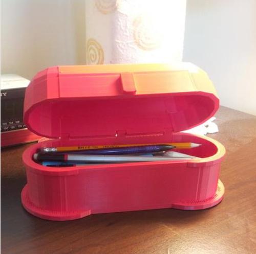 个性铅笔盒