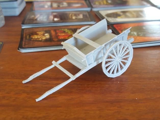 板车-推车