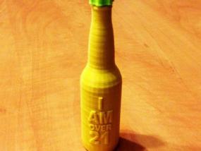 迷你型啤酒瓶