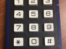 12键按钮键盘
