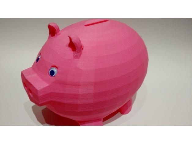小猪储钱罐