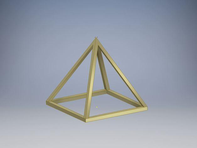 金字塔项链